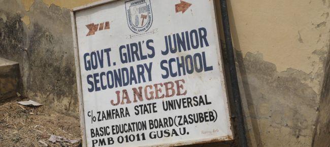 Jangebe, 26/02/2021 (Ibrahim Mansur/AP/ISOPIX.be)